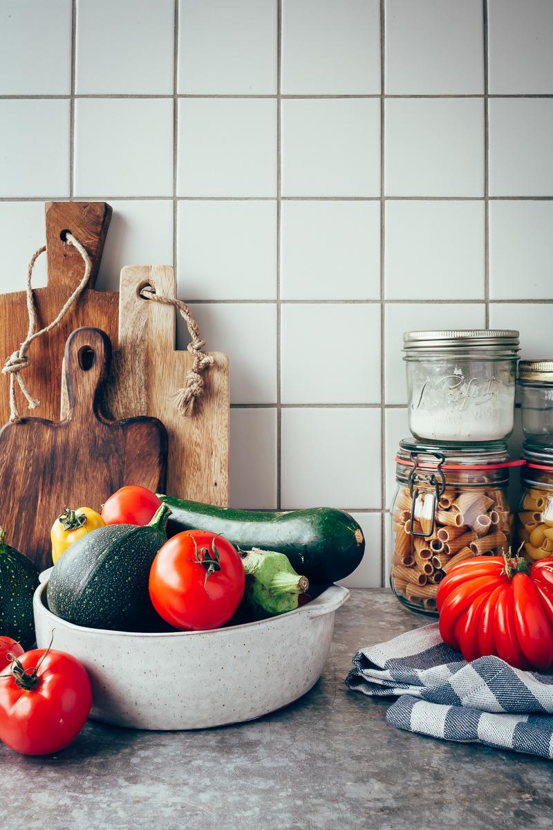 Provençaalse groentetaart