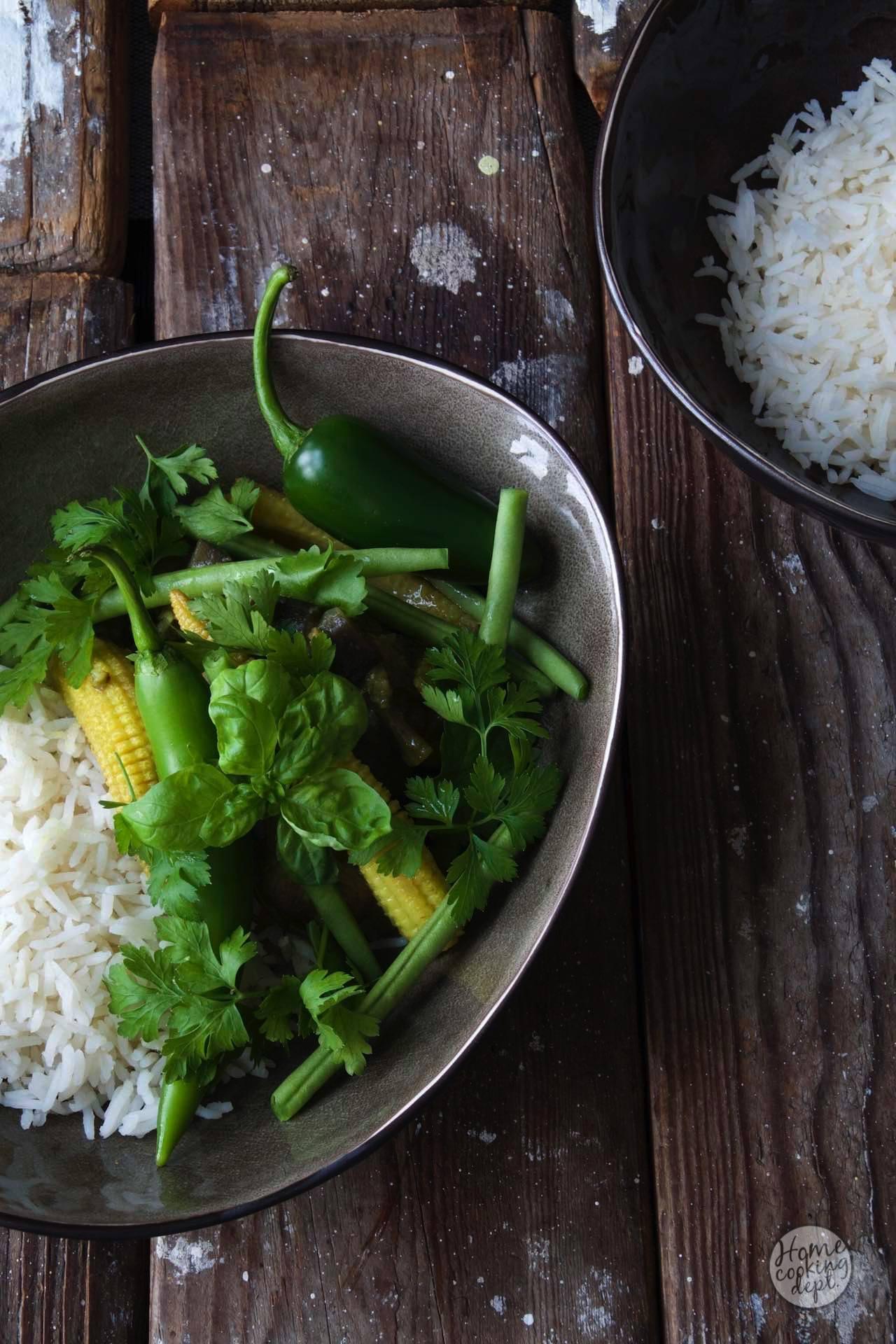 Maak stap voor stap jouw beste Thaise Groene Curry ooit!