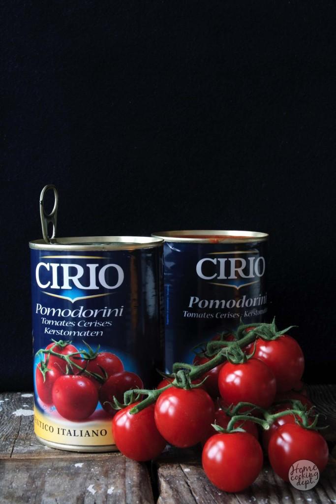 Tomatensaus / Homecooking dept