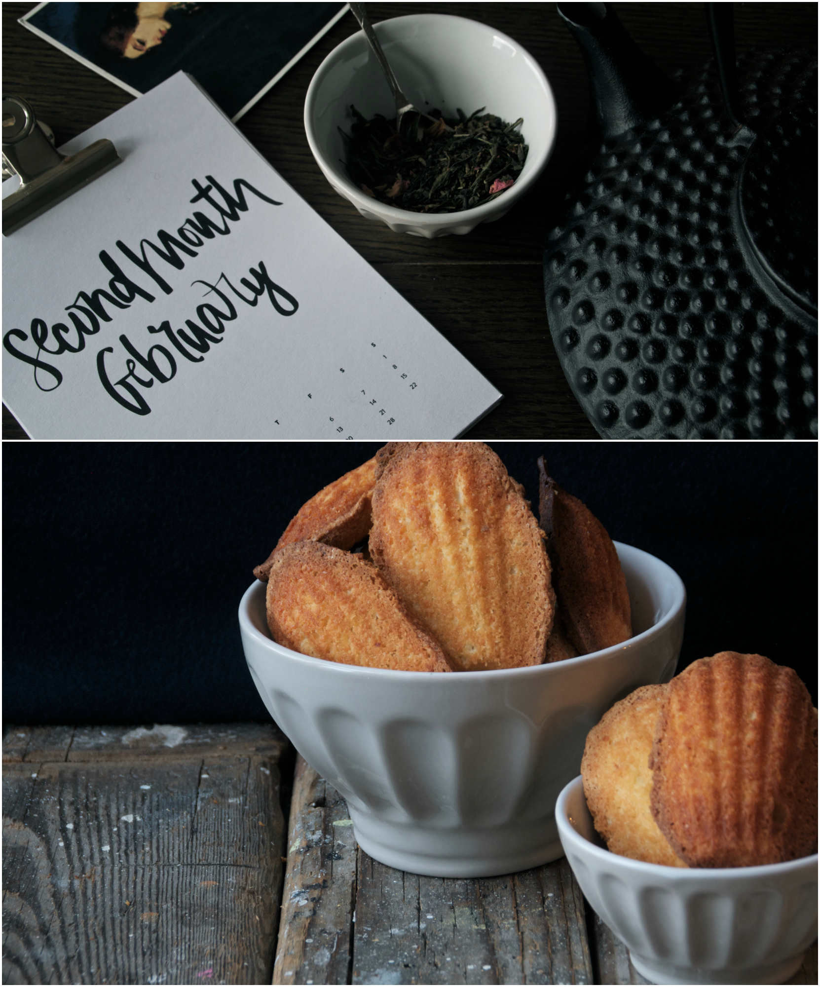 citroen madeleines homecooking dept