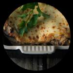 lasagne rond