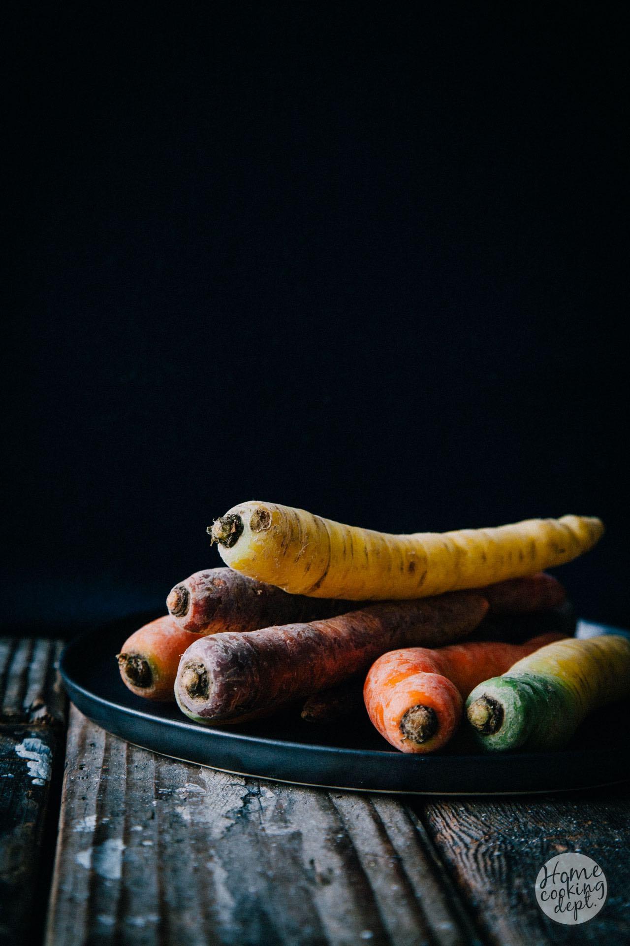 pastinaak recept / geroosterde groenten stamppot / Homecooking dep