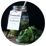 pesto maken / homecooking dept