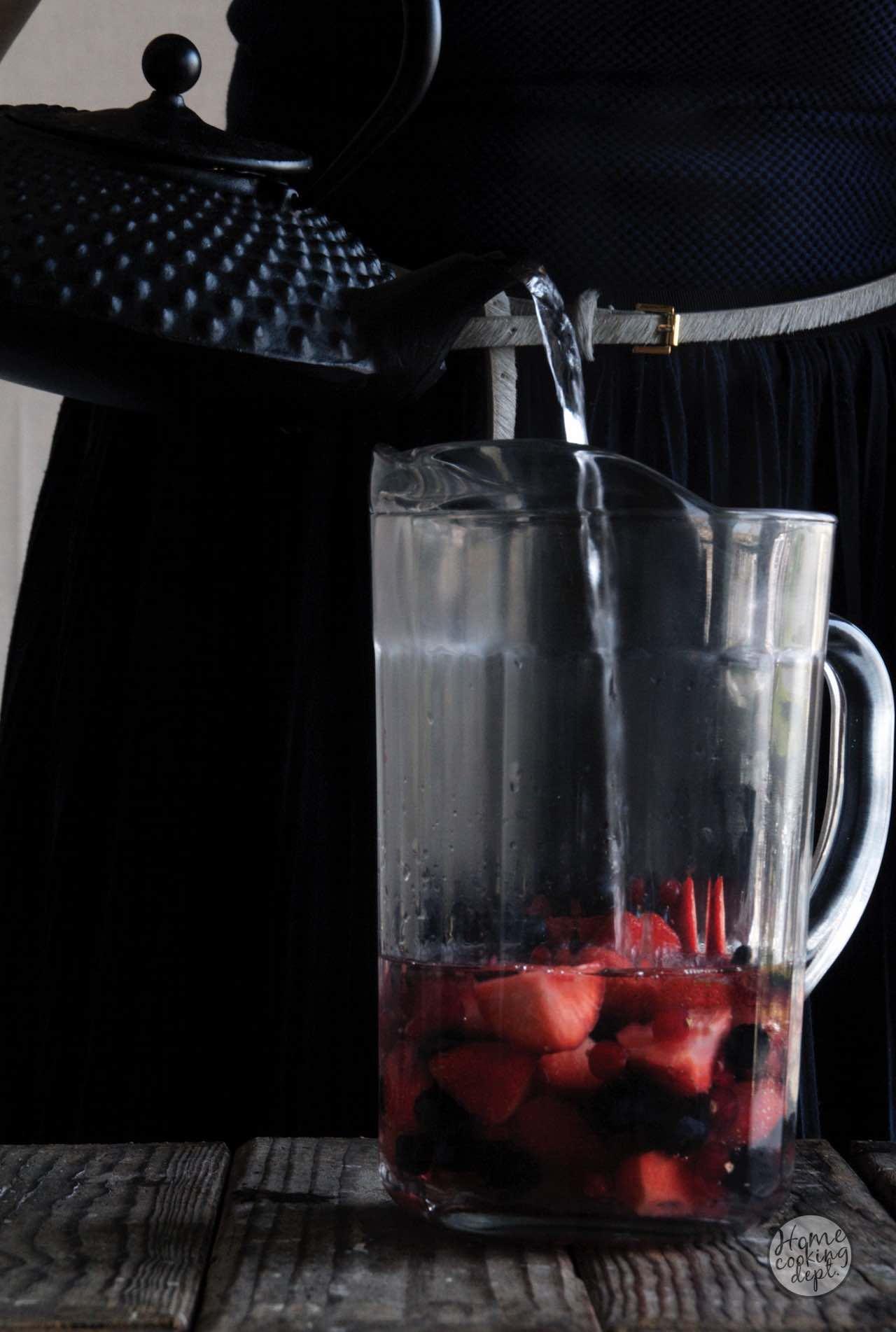 zelf limonade maken / Homecooking dept
