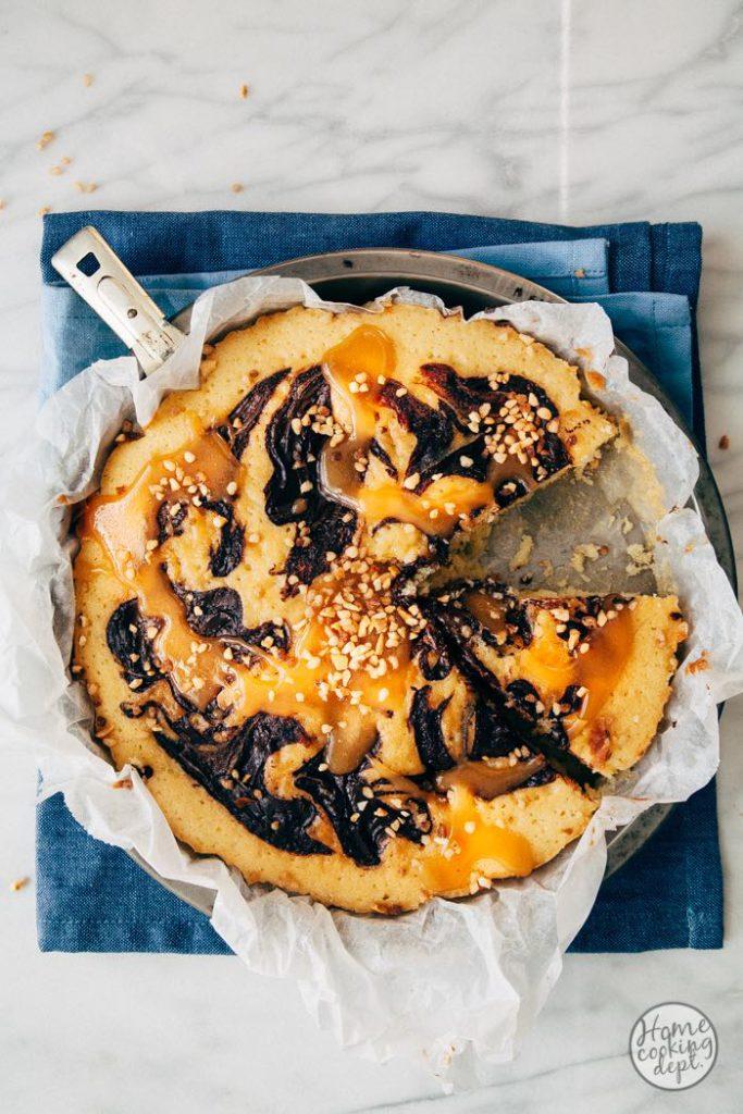 chocoladecake / chocolade / cake / gebak / bakken / homecooking dept.