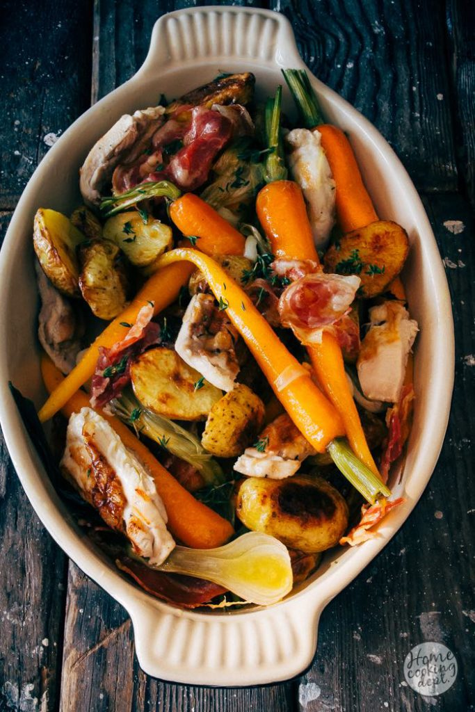 wortel recept / Homecooking dept.